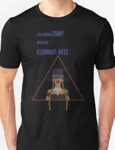 Illuminati Mess Unisex T-Shirt