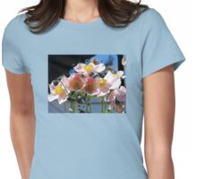 The Lightness of Summer Womens Fitted T-Shirt