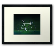 fixie cinelli Framed Print