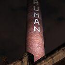 Truman Chimney in Brick Lane by Jasna