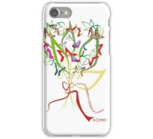 Flowers or Shoes iPhone Case/Skin