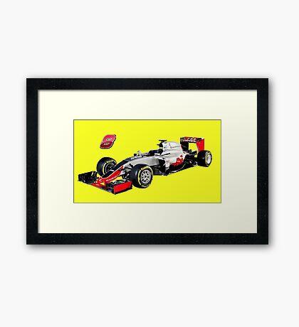 Romain Framed Print