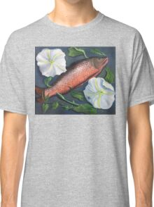 Fish, Fly and Flower Classic T-Shirt