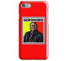GERONIMO-4 iPhone Case/Skin
