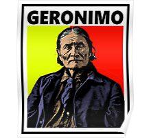 GERONIMO-4 Poster