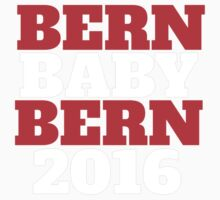Bernie Sanders Baby Tee