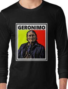 GERONIMO-4 Long Sleeve T-Shirt