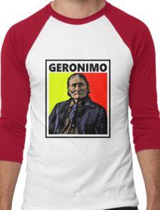 GERONIMO-4 Men's Baseball ¾ T-Shirt