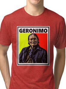 GERONIMO-4 Tri-blend T-Shirt