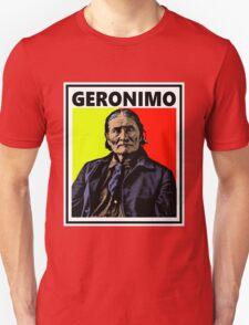 GERONIMO-4 T-Shirt
