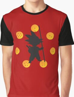 Goku's Graphic T-Shirt
