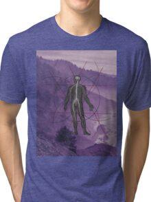 A Nervous Man Tri-blend T-Shirt