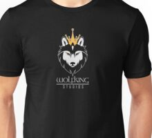 Wolfking Studios SWAG - on Dark Unisex T-Shirt