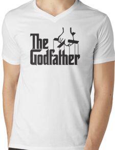 The Godfather Mens V-Neck T-Shirt