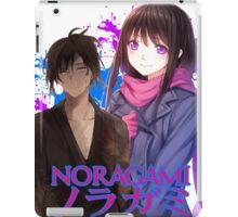 Noragami yato iPad Case/Skin
