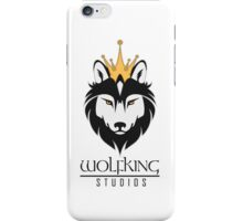 Wolfking Studios SWAG - on Light iPhone Case/Skin