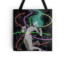 Hera Glitch Tote Bag