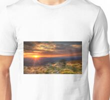 Spion Kopje sunset Unisex T-Shirt