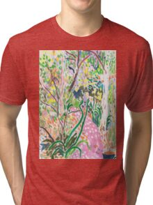 Backyard Tri-blend T-Shirt