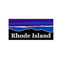 Rhode Island Midnight Mountains Photographic Print