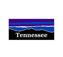 Tennessee Midnight Mountains Photographic Print