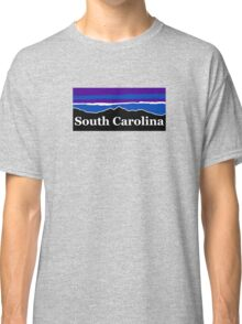 South Carolina Midnight Mountains Classic T-Shirt