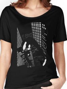 Night Spider Women's Relaxed Fit T-Shirt