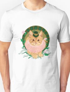 Victorian Cat T-Shirt