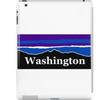 Washington Midnight Mountains iPad Case/Skin