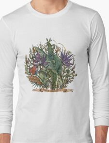 Terra incognita Long Sleeve T-Shirt