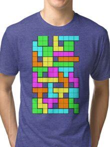 Tetris Tri-blend T-Shirt
