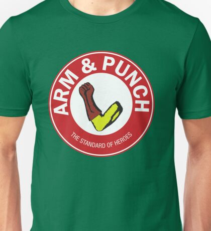 Arm & Punch One Punch Man Unisex T-Shirt
