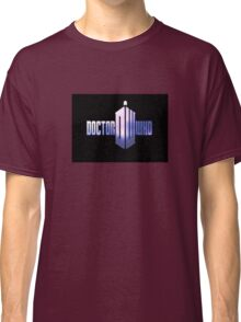 Doctor Who Design Classic T-Shirt