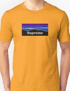 Supreme Midnight Mountains Unisex T-Shirt