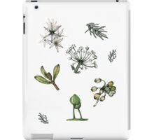 Plants pattern iPad Case/Skin