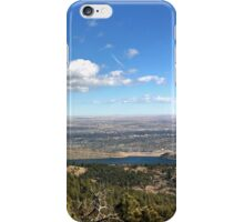 Horsetooth Resevoir iPhone Case/Skin