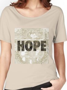 """""""Hope"""" by Manchester Orchestra Women's Relaxed Fit T-Shirt"""