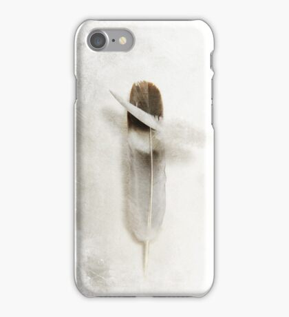 Flying Feathers iPhone Case/Skin