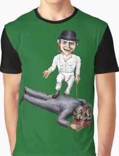 Like A Clockwork Pumpkin Graphic T-Shirt
