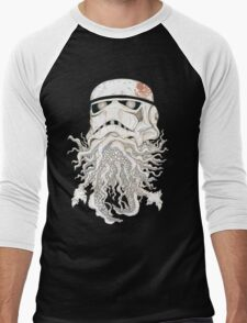 Cthulhu Trooper  Men's Baseball ¾ T-Shirt