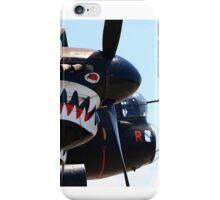 Avro Lancaster Bomber Decoration, Replica Merlin Engines iPhone Case/Skin