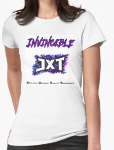 INVINCIBLE JXT T-Shirt/Scarves Womens Fitted T-Shirt