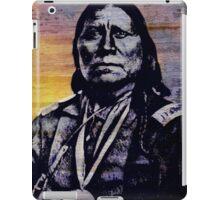 Satanta (chief) iPad Case/Skin