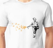 Policeman - Banksy Unisex T-Shirt