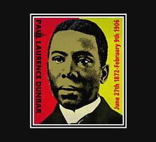 Paul Laurence Dunbar (Color) Unisex T-Shirt