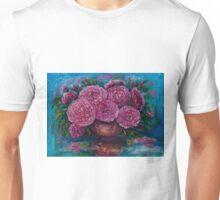 Just for You (Palette knife) by Lena Owens/OLena Art Unisex T-Shirt