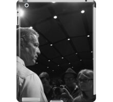 Martin O'Malley with Students iPad Case/Skin