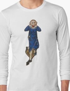 Wag grimace (medieval) Long Sleeve T-Shirt