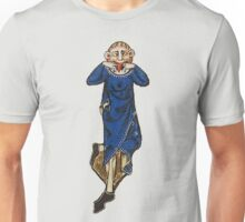Wag grimace (medieval) Unisex T-Shirt