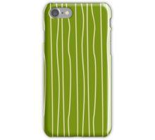 Green iPhone Case/Skin